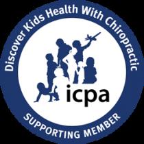 Kennesaw Chiropractor ICPA Badges
