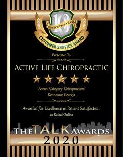 Kennesaw Chiropractor Chiropractic